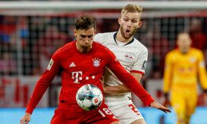 Bayern 0-0 RB Leipzig