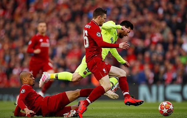 Sự lệ thuộc vào Messi khiến Barca mất kiểm soát ở nhiều trận cầu cân não tại Champions League. Ảnh: Reuters.