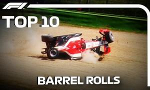 10 pha lộn nhào ở F1