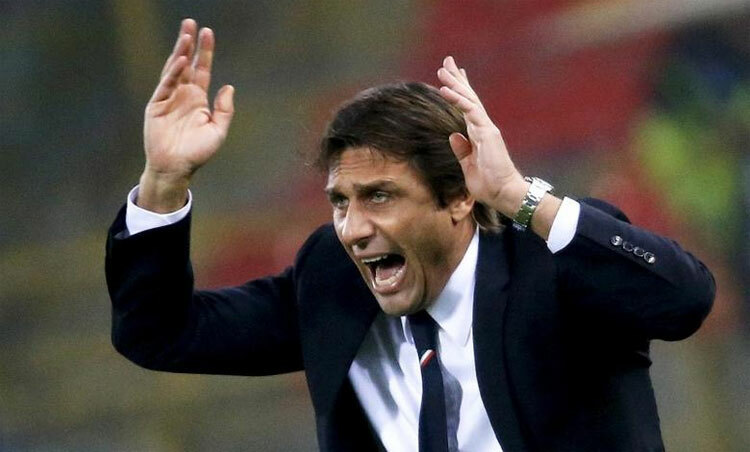 Conte thừa nhận sức mạnh của đối thủ. Ảnh: Reuters.