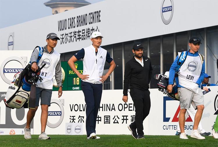 Golfer nổi tiếng Trung Quốc Li Haotong sẽ không thể tranh tài trên sân nhà Thâm Quyến vào tháng Tư tới. Ảnh: Asian Tour.