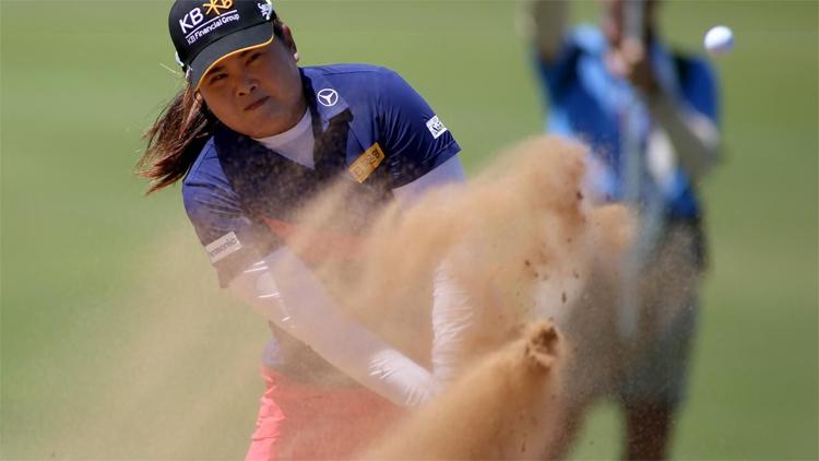 Chiến thắng ở Womens Australian Open giúp Park giải cơn khát vô địch kéo dài gần hai năm qua. Ảnh: AAP.