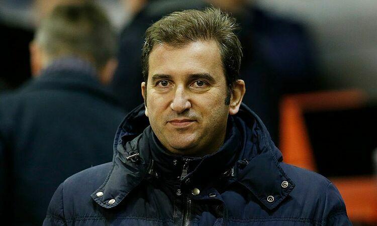 CEO Ferran Soriano. ?nh: Reuters.
