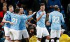 Man City thắng dễ West Ham