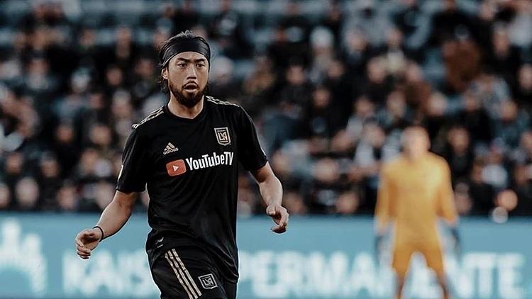 Lee Nguyễn, ở tuổi 34, khó có khả năng đóng góp lâu dài về chuyên môn. Ảnh: LAFC.