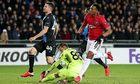 Man Utd chiếm lợi thế ở Europa League
