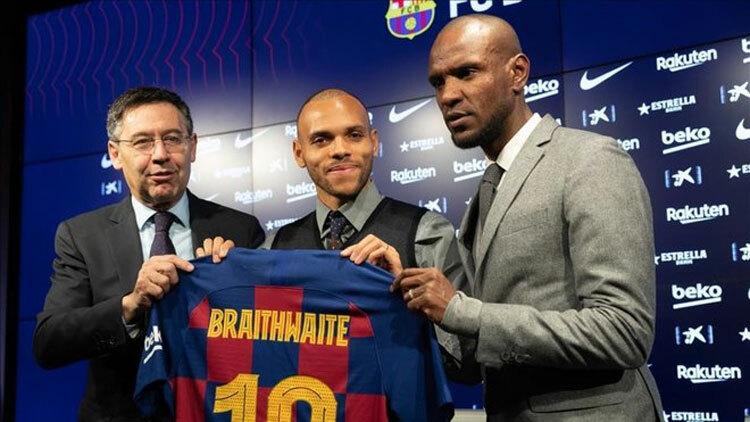 Giới chuyên môn dự đoán Braithwaite khó để lại dấu ấn ở Barca.