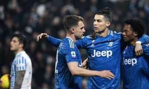 SPAL 1-2 Juventus