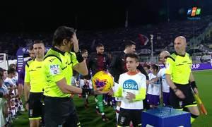 Fiorentina 1-1 Milan