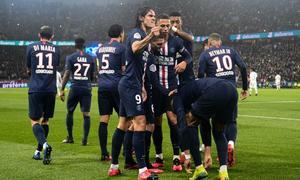 PSG 4-3 Bordeaux