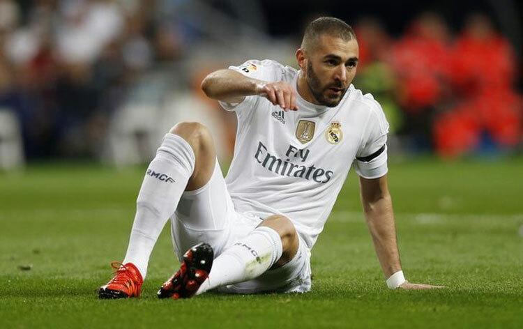 Real cần Benzema lấy lại cảm giác bóng.