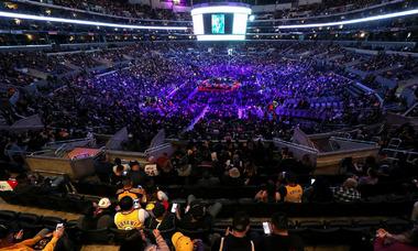 20.000 người dự lễ tưởng niệm Kobe Bryant