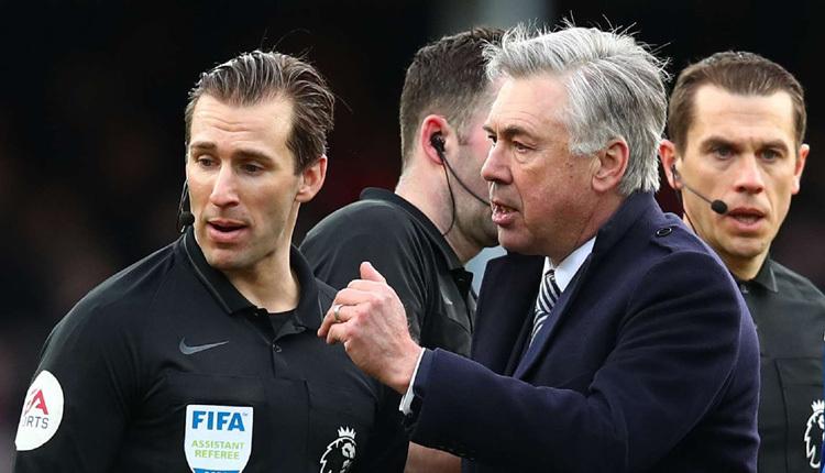 Carlo Ancelotti kêu oan
