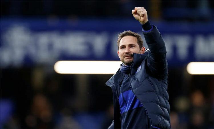 Lampard tự hào khi hạ Liverpool