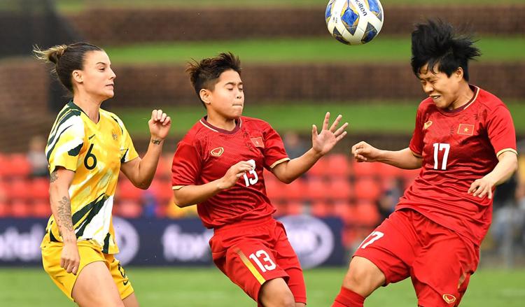Việt Nam muốn chấm dứt 12 năm không sút tung lưới Australia.