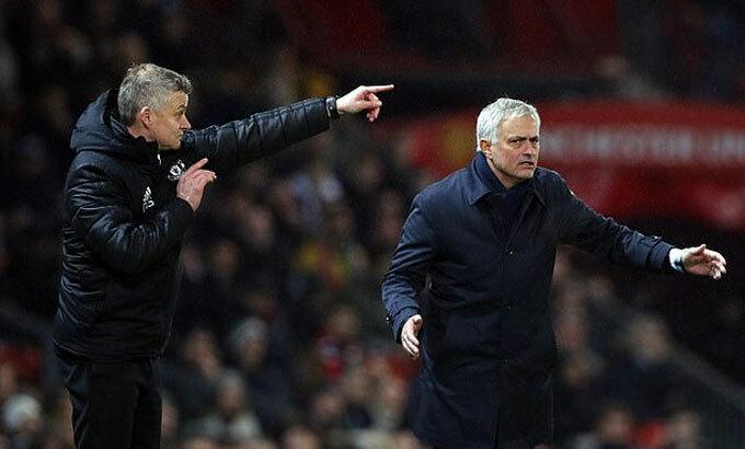 Solskjaer đang đưa Man Utd trở lại quỹ đạo chiến thắng. Ảnh: Epa.