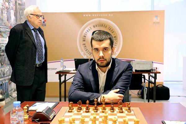 Nepom tại giải cờ Tal Memorial 2016. Ảnh: Chess.com.