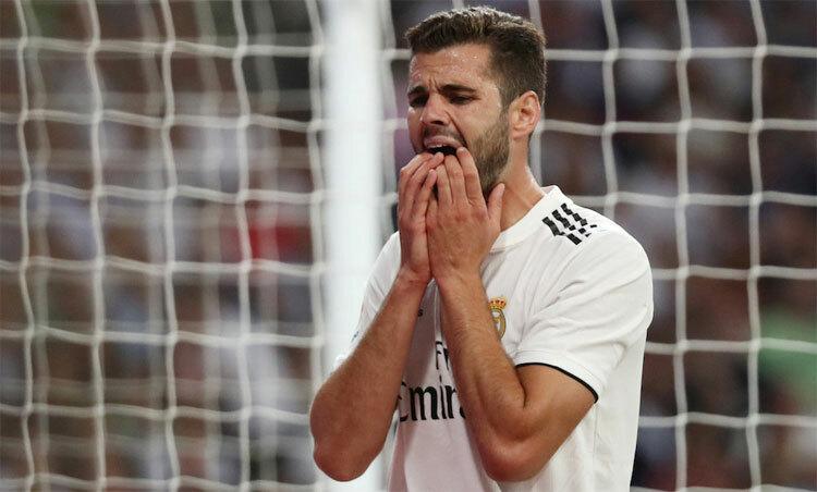 Nacho là trụ cột trong thành công của Real nhiều năm qua. Ảnh: Reuters.