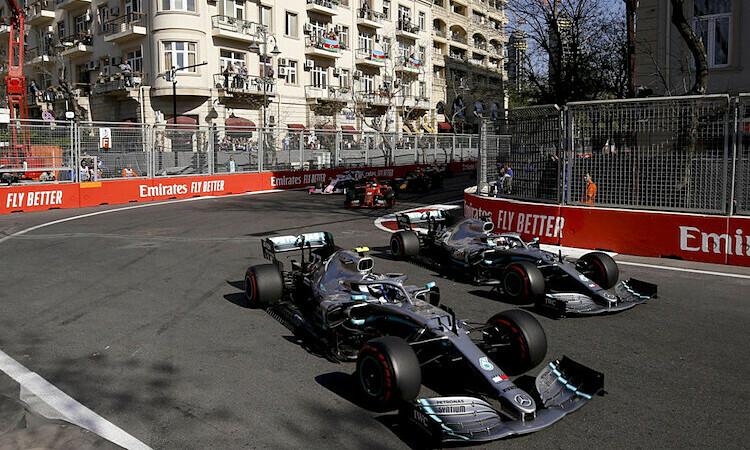 Hoãn chặng đua F1 ở Azerbaijan | Tin Nóng