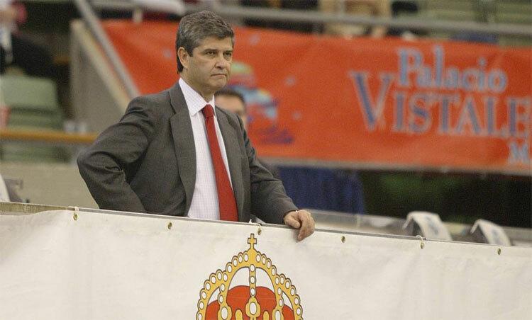 Alvarez có một thời gian ngắn lãnh đạo Real Madrid. Ảnh: AS.