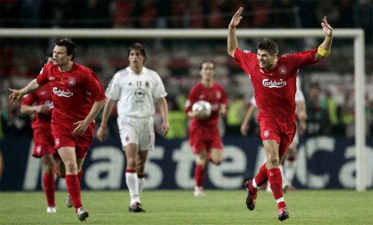 Trận chung kếtChampions League năm nay sẽ diễn ra tại sân Ataturk, nơi nổi tiếng với trận chung kết năm 2005 giữa Liverpool và AC Milan. Ảnh: Reuters.