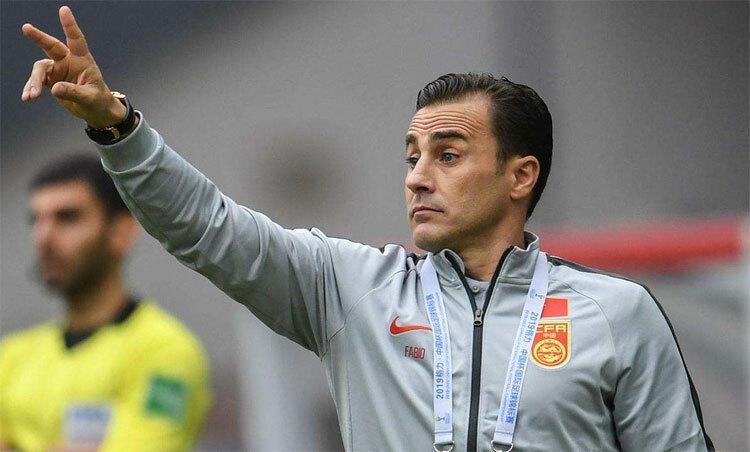 Cannavaro cảm thấy tiếc cho những gì đang diễn ra tại châu Âu. Ảnh: AFC.