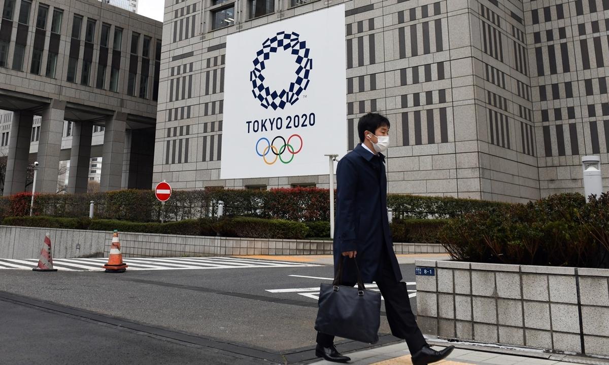 Kể từ Thế chiến II, Olympic chưa một lần bị hoãn hoặc hủy. Ảnh:New York Times.