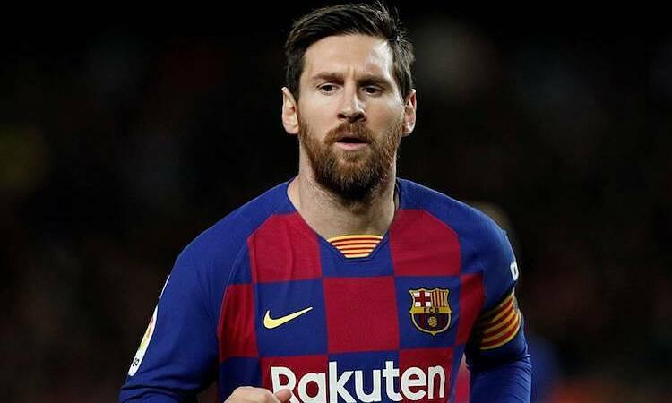 Messi đóng góp hơn 1 triệu USD để chống dịch Covid-19. Ảnh: Reuters.