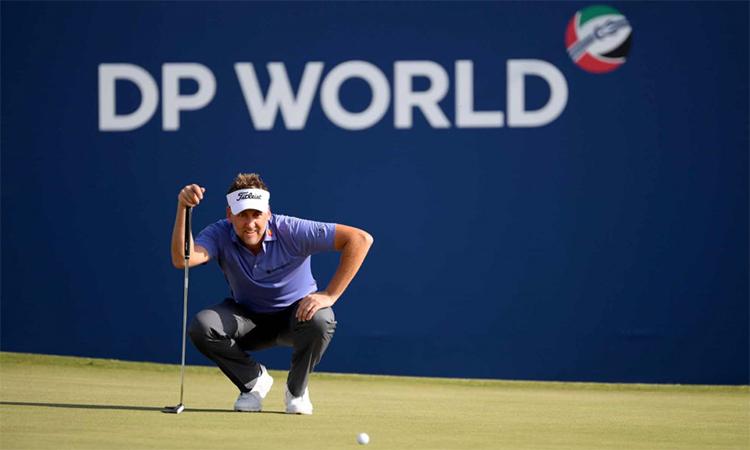 Bên cạnh golf, Poulter còn mê xe tốc độ và F1.