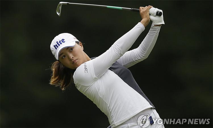 Ko Jin Young là nhà vô địch Evian Championship
