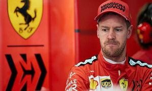 Ferrari muốn Vettel giảm lương