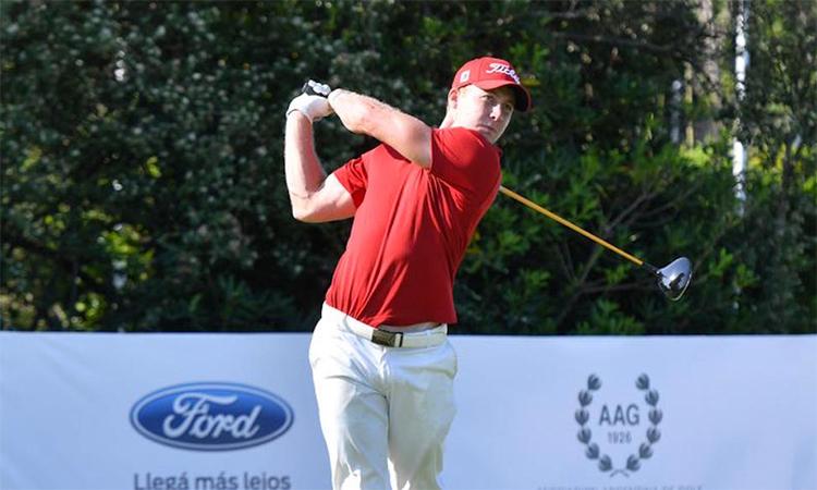 Victor Lange là golfer chuyên nghiệp đầu tiên trên thế giới nhiễm nCoV. Ảnh: PGA Tour.