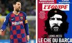 Messi được ví như Che Guevara