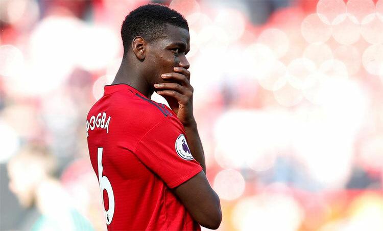 Juventus quyết tâm giải cứu Pogba khỏi Man Utd. Ảnh: Reuters.