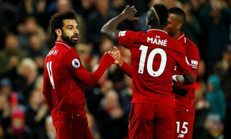 Liverpool sẽ trở nên vô nghĩa nếu không giành chức vô địch. Ảnh: Reuters.