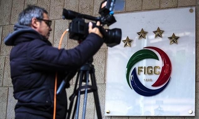 Giống như Anh, Italy dự định để các đội đá tập trung ở khu vực an toàn để hoàn thành mùa giải. Ảnh: EPA.