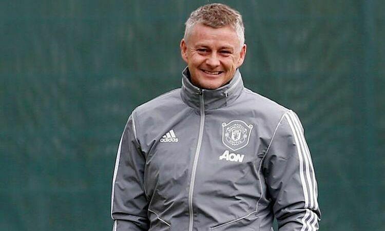 Solskjaer cho rằng Man Utd có thể khai thác sự bất ổn do dịch Covid-19 tạo ra. Ảnh: Reuters.