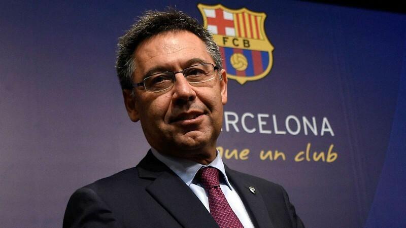 Chủ tịch Bartomeu liên tục đối diện với sóng gió nội bộ trong nhiệm kỳ cuối ở Barca.