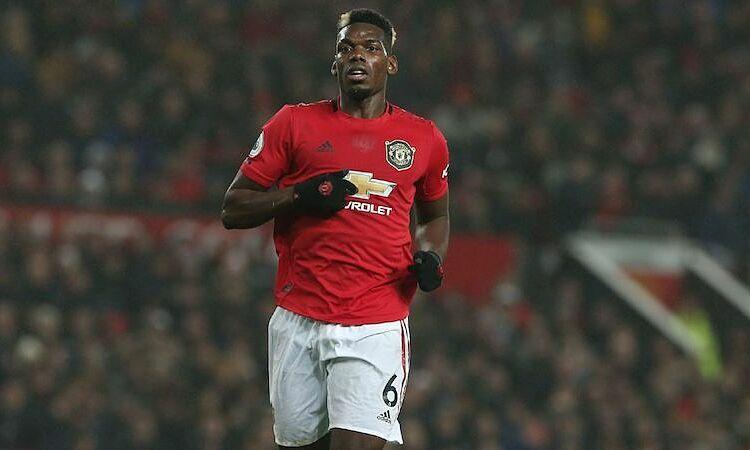 Tương lai của Pogba được nhiều người hâm mộ Man Utd quan tâm. Ảnh: Reuters.