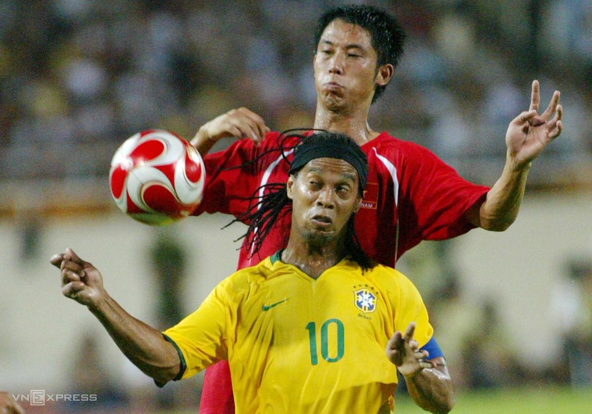 Cựu tuyển thủ Vũ Như Thành: 'Tôi không chơi bời thì tiền tiêu không hết' -  VnExpress Thể thao