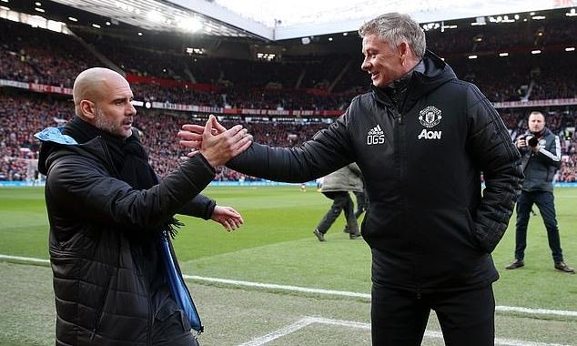 Man Utd và Man City là hai đội thiệt hại nhiều nhất nếu mùa giải không hoàn thành. Ảnh: MCFC.