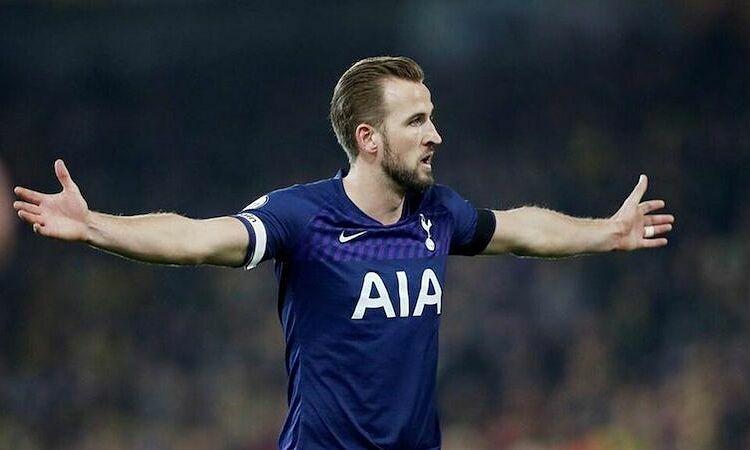 Kane có thể rời Tottenham để tìm danh hiệu sau 6 năm cống hiến. Ảnh: Reuters.