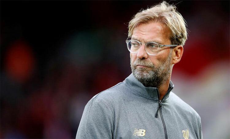 Klopp cần bốn năm để đưa Liverpool trở lại đỉnh cao. Ảnh: Reuters.