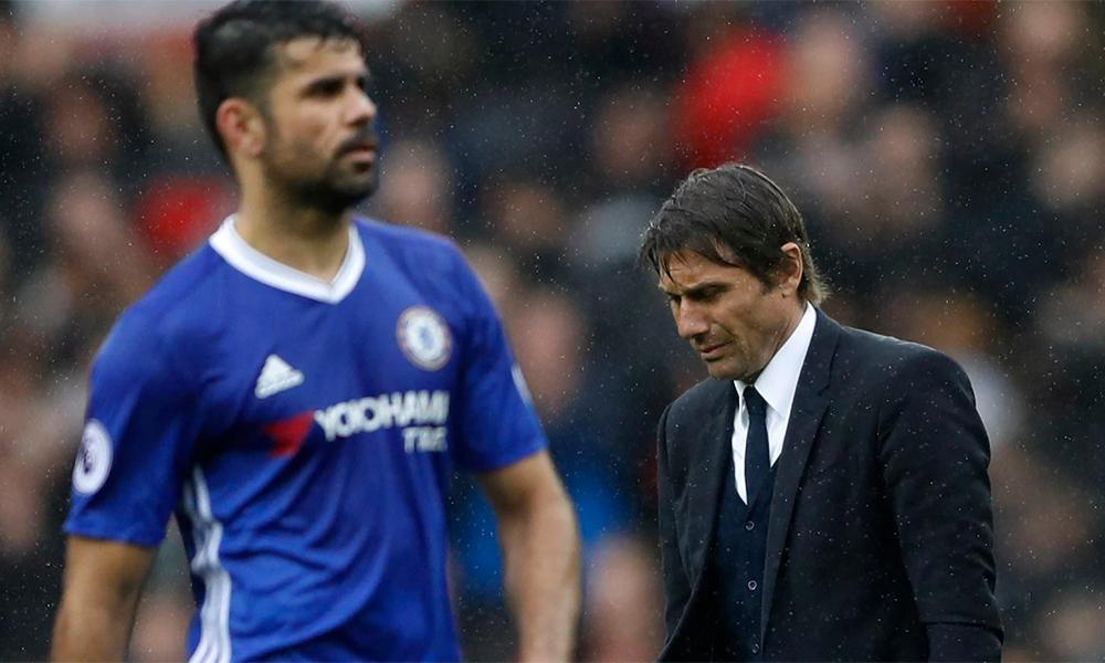Costa vẫn chưa nguôi hậm hực từ bất đồng với Conte trong giai đoạn cuối ở Chelsea.