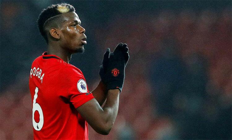 Pogba được kỳ vọng vực dậy hàng tiền vệ Real. Ảnh: Reuters.