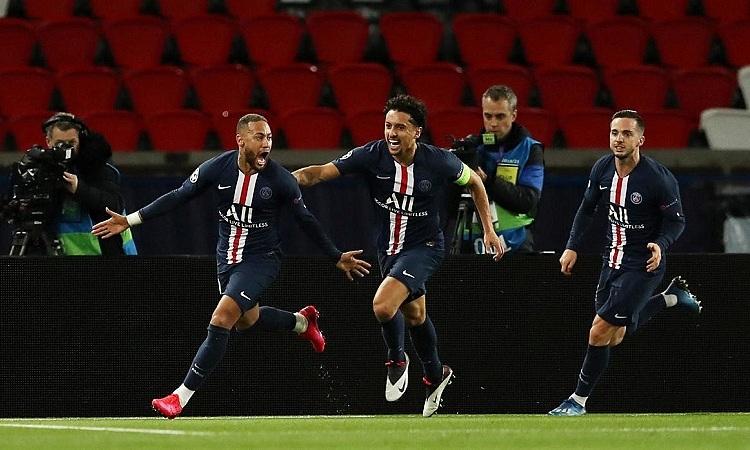 PSG muốn tranh tài ở Champions League sau khi mất cơ hội bảo vệ chức vô địch Ligue 1. Ảnh: Reuters.