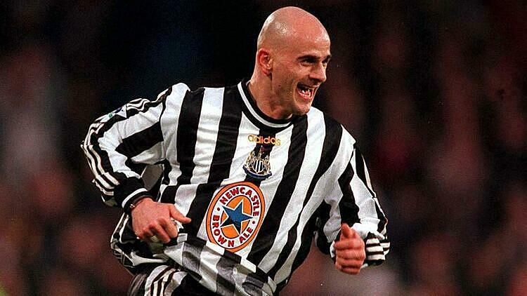 Ketsbaia vẫn yêu Newcastle dù đã rời đội 20 năm. Ảnh: EPL.