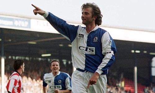 Tim Sherwoodchơi cho Blackburn bảy năm. Ông từng làm HLV nhưng giờ chuyển sang nghiệp bình luận. Ảnh: DM.