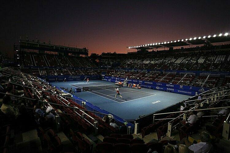 Các giải đấu bị hủy khiến nhiều tay vợt lao đao. Ảnh: AP.
