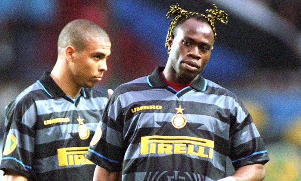 Ronaldo và West là hai ngôi sao gia nhập Inter trong hè 1997.